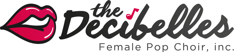 The Decibelles Logo